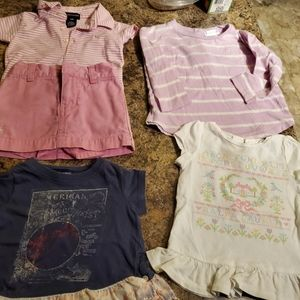 Ralph lauren 12 month lot. Girl